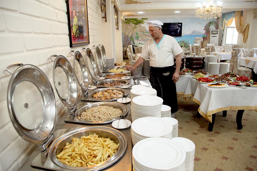 Ресторан GRAND ATLAS